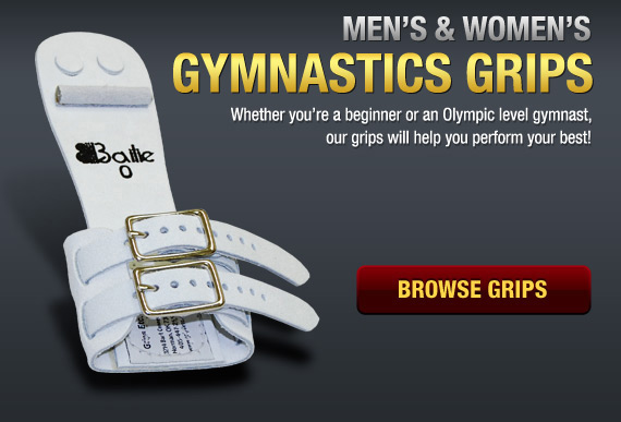 Men's and Women's Gymnastics Grips